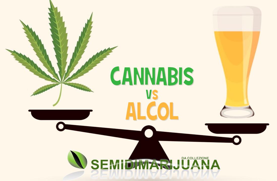 consumo alcol cannabis