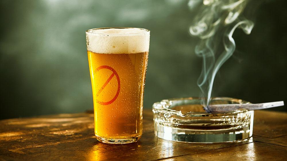 cannabis alcol