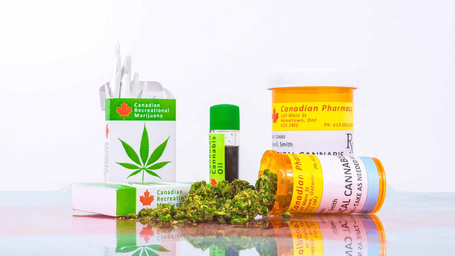 farmaci canapa
